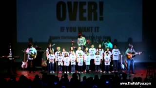 Happy Xmas WAR IS OVER! by The Fab Four Ultimate Beatles Tribute