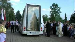 preview picture of video 'Siepraw,Peregrynacja Obrazu Jezusa Miłosiernego.'