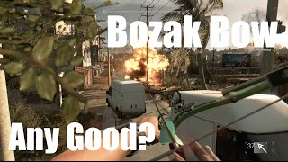 Is the Bozak Bow any good? Nope! - Dying Light's Bozak Horde DLC
