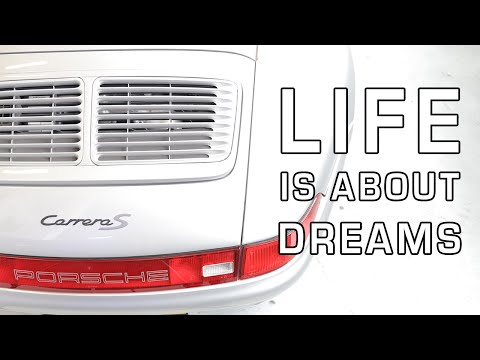 Life is about dreams - Porsche 993 Carrera 2S   Carconnect