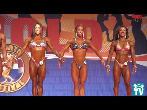 Arnold Classic Columbus 2016 Pro Womens Fitness International Final