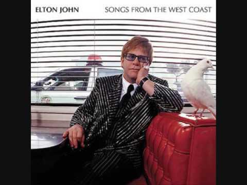 Elton John - Dark Diamond (Songs From The West Coast 2/12)