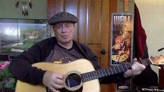 2179  - The Open Road -  John Hiatt cover -  Vocal & acoustic guitar & chords