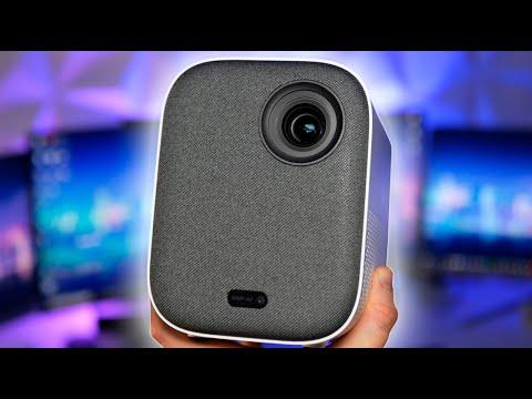 Proyector XIAOMI 📽️ El CALIDAD PRECIO del momento   Mi Smart Compact Projector