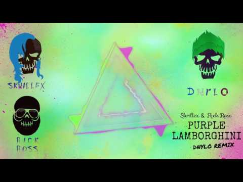 Skrillex & Rick Ross - Purple Lamborghini (DNYLO Remix)