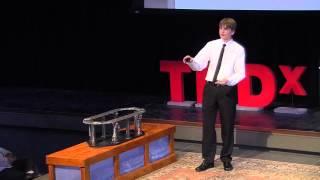Magnetic Suspension, Levitation, and Propulsion: Matthew Thomas Sturm at TEDxYouth@SeaburyHall 2014