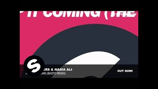 Starkillers&Nadia Ali - Keep It Coming (Basto Remix)