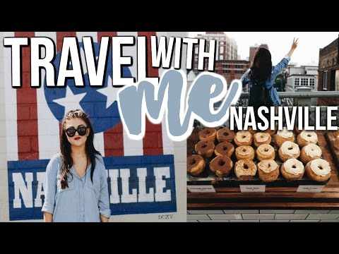 WEEK IN MY LIFE: Nashville Vacation + House Tour || Sarah Belle