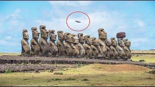 衝撃イースター島の知られざる事実!?モアイ像の秘密に世界が震えた!