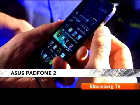 Here's A Look At ASUS' Padfone 2