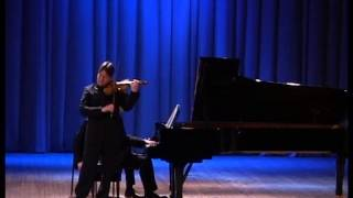 Händel Sonata No1 A Dur Op.1-3 HWV 361, Denis Goldfeld / Vadim Goldfeld