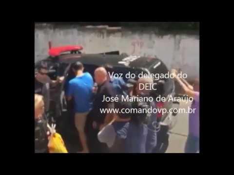DEIC prende membro de quadrilha em São Carlos