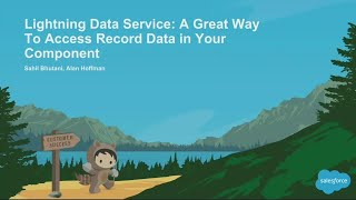 Lightning Data Service: A Great Way To Access Record Data in Your Component