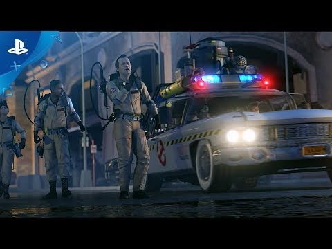 Trailer de Ghostbusters The Video Game Remastered