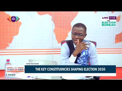 Point of View: Key Constituencies shaping election 2020
