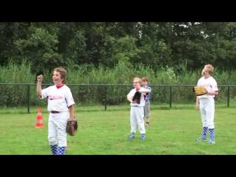 Honkbal Red Caps G-team