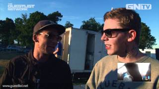 Professor Green Interview V Festival 2011