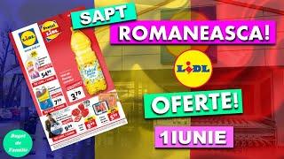 Ce merită cumpărat de la LIDL Săptămâna Românească 01-08.06.2020?
