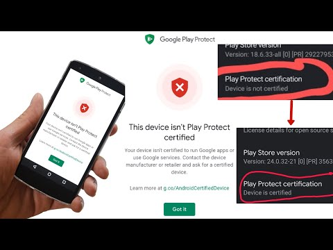 Why Is My Android Device Not Certified By Google And How Do I Fix ...