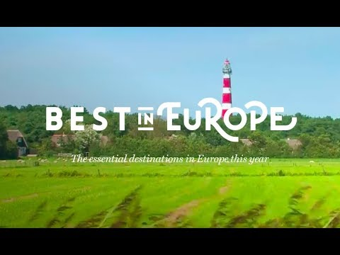 Friesland: #3 'Best in Europe 2018'