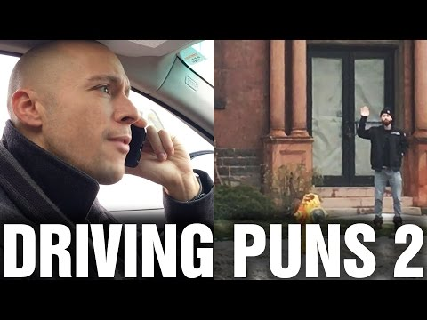 Driving Puns 2 (London, Ontario)