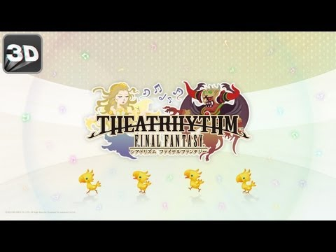 theatrhythm final fantasy ios youtube