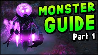 Fallout 76 - MONSTER GUIDE! Flatwoods Monster, Legendary Farming, Boss Locations (Fallout 76 Guide)