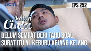 BocoranIkatan CintaMalam Ini Rabu 28 April 2021: Aldebaran Harus Operasi, Andin dan Rosa Sedih