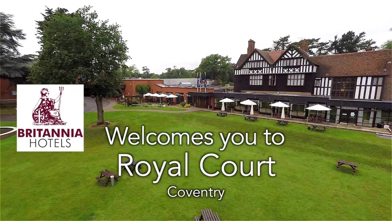Thb Royal Court Hotel Spa Coventry In Coventry