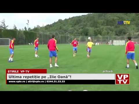 """Ultima repetiție pe """"Ilie Oană""""!"""
