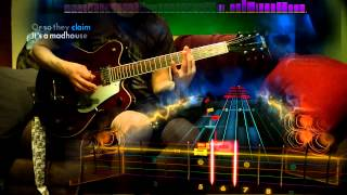 "Rocksmith 2014 - DLC - Guitar - Anthrax ""Madhouse"""