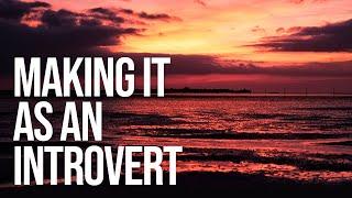 An  Artist and an Introvert