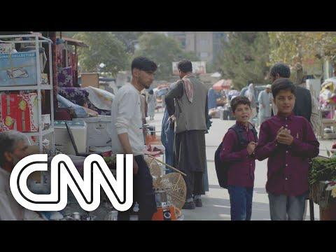 É aterrorizante quando os talibãs chegam, diz enviado da CNN ao Afeganistão | NOVO DIA