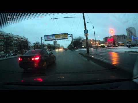 Road Rage Double Fail