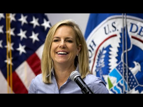 DHS Secretary Nielsen doesn't deny report she almost quit after Trump tirade