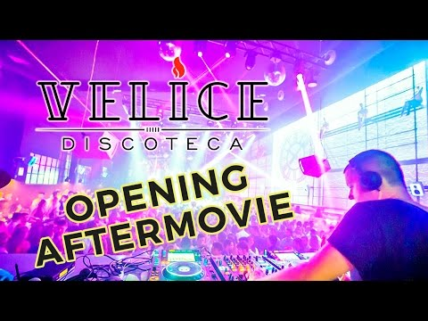 Opening Party Official AfterMovie - Velice Discoteca