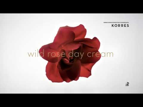 Wild Rose 24-hour Moisturising & Brightening cream