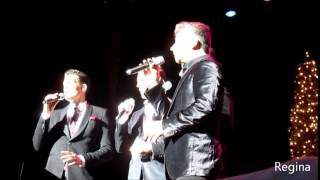 """""""Silent Night"""" by The Tenors in Munhall, PA on December 20, 2014"""