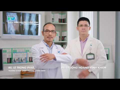 Khoa Chấn thương chỉnh hình – Bệnh viện FV