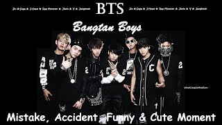 PART 123: Kpop Mistake & Accident [BTS only.]