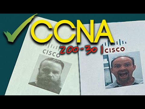 we PASSED the CCNA!! (how to pass the CCNA in 2020) - YouTube