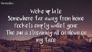 Drax Project   Woke Up Late Ft. Hailee Steinfeld (Lyrics)