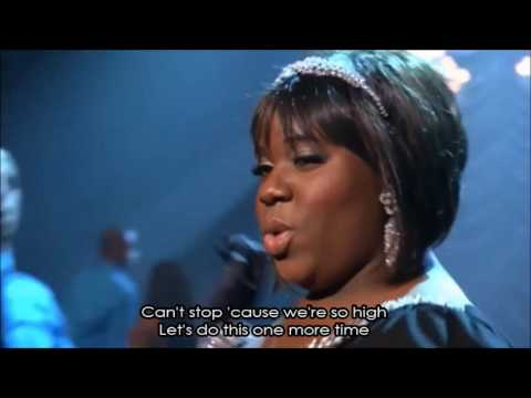 Glee - Starships (Full Performance With Lyrics)