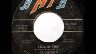 Al Green.   Full of fire .  1975 .