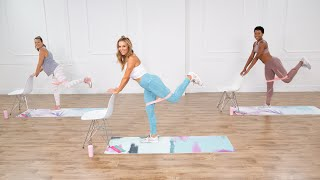 30-Minute Full-Body Barre Bootcamp Workout