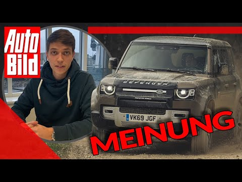 Land Rover Defender (2020): Kommentar - Meinung - Infos - Details