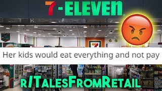 Tales Of Retail Reddit Stories   CRAZY LADY TRIES TO STEAL | RTalesFromRetail