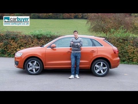 Audi Q3 SUV review - CarBuyer