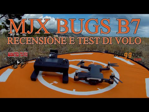 MJX BUGS B7 RECENSIONE