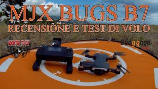 MJX BUGS B7 MI HA DAVVERO STUPITO / RECENSIONE E TEST DI VOLO